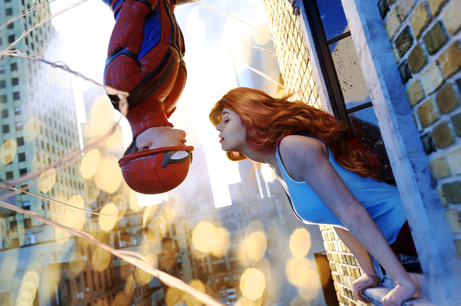 Spider-man - Before You Go...
