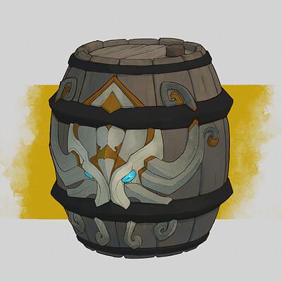 Maksim dalinchik barrel octopus5