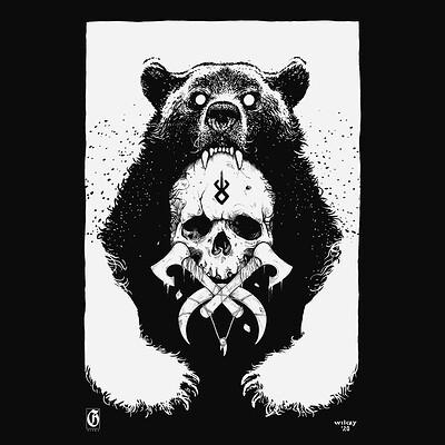 Seweryn vvilczy jasinski bear serker 72