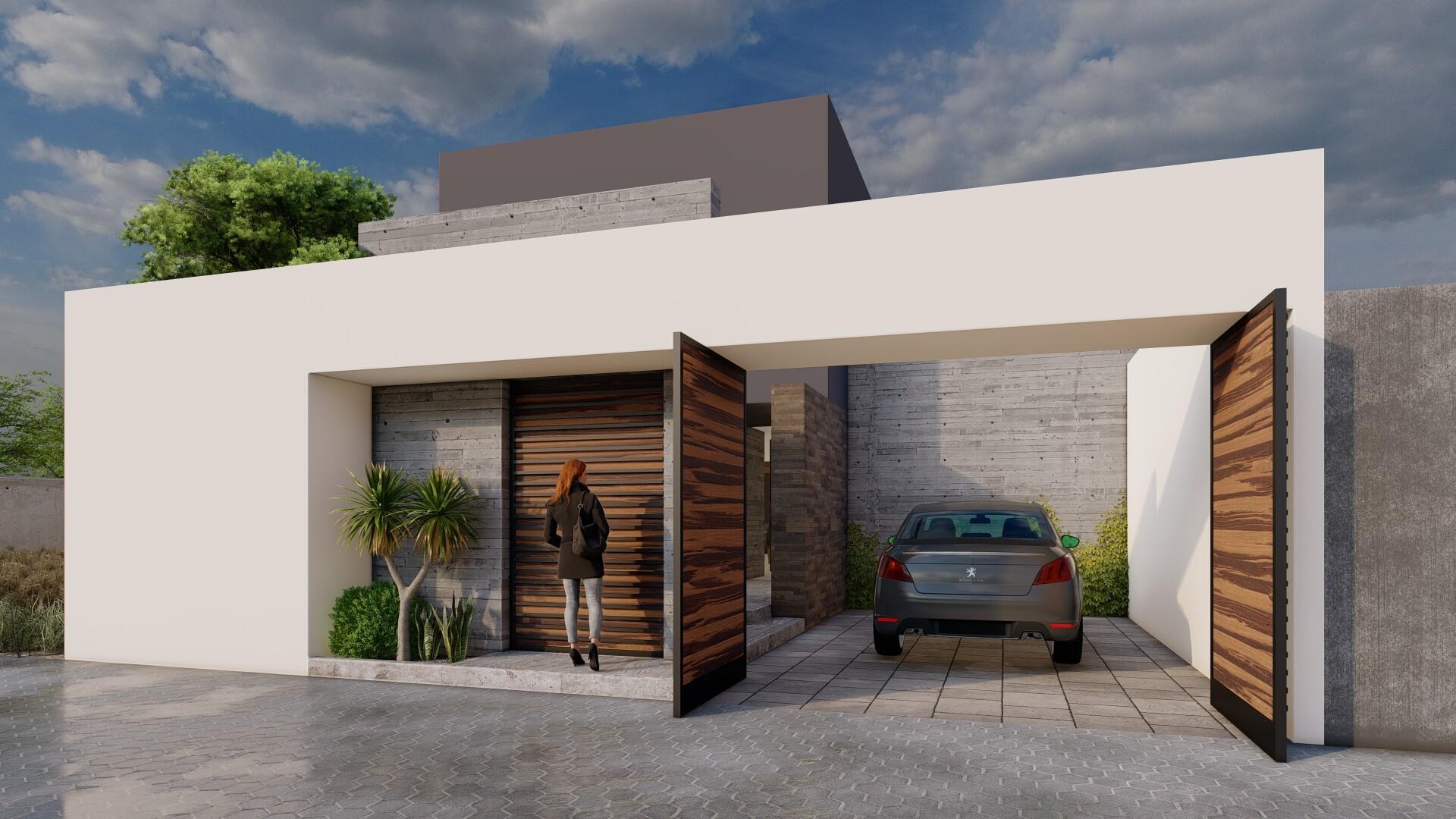 ArtStation   Casa San Carlos, Mario Lebano