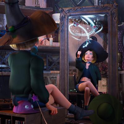 Pietro bernardi final magic room