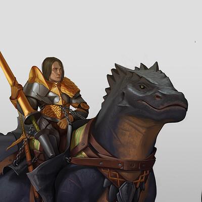 Nikita kapitunov drake cavalery 22