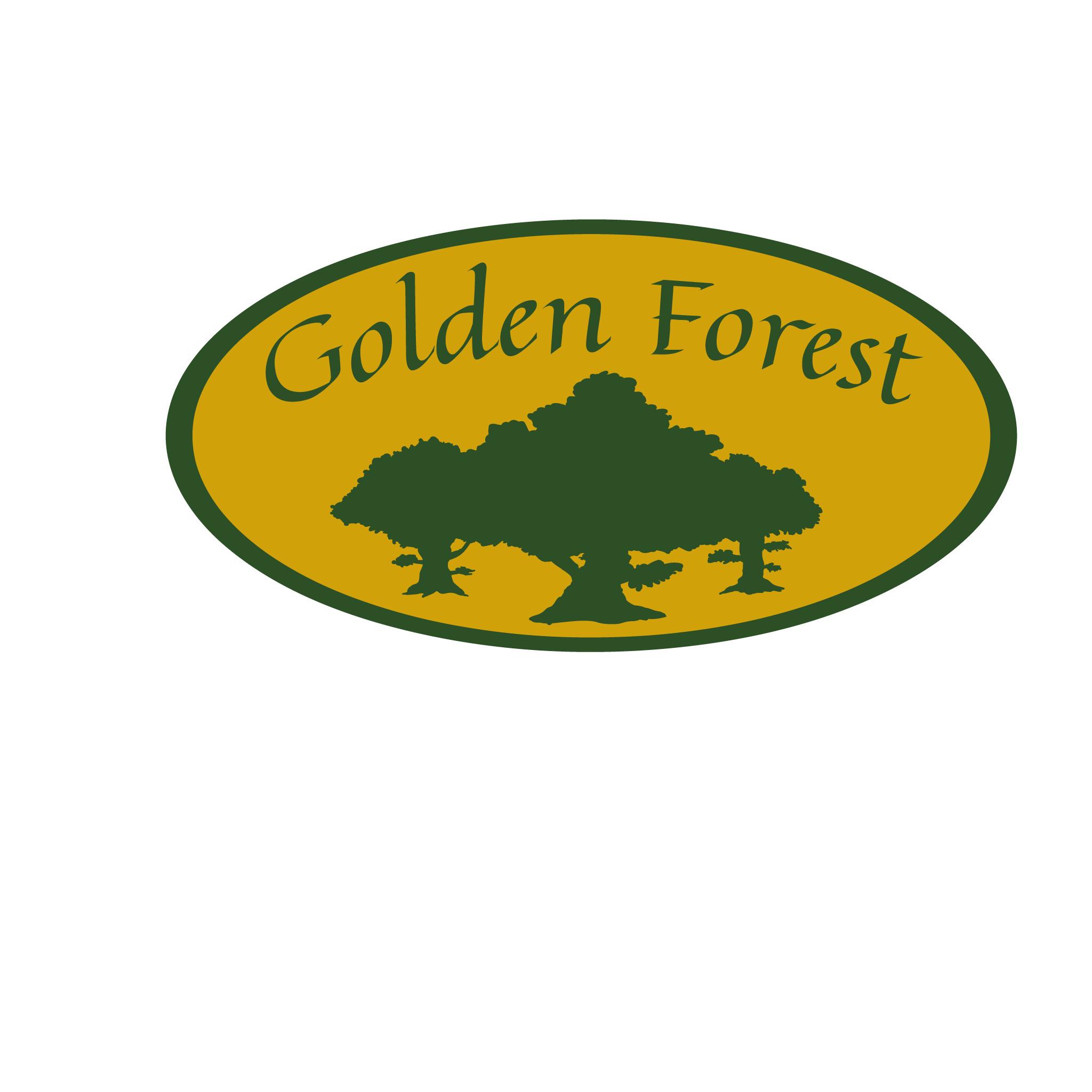 Golden Forest Logo