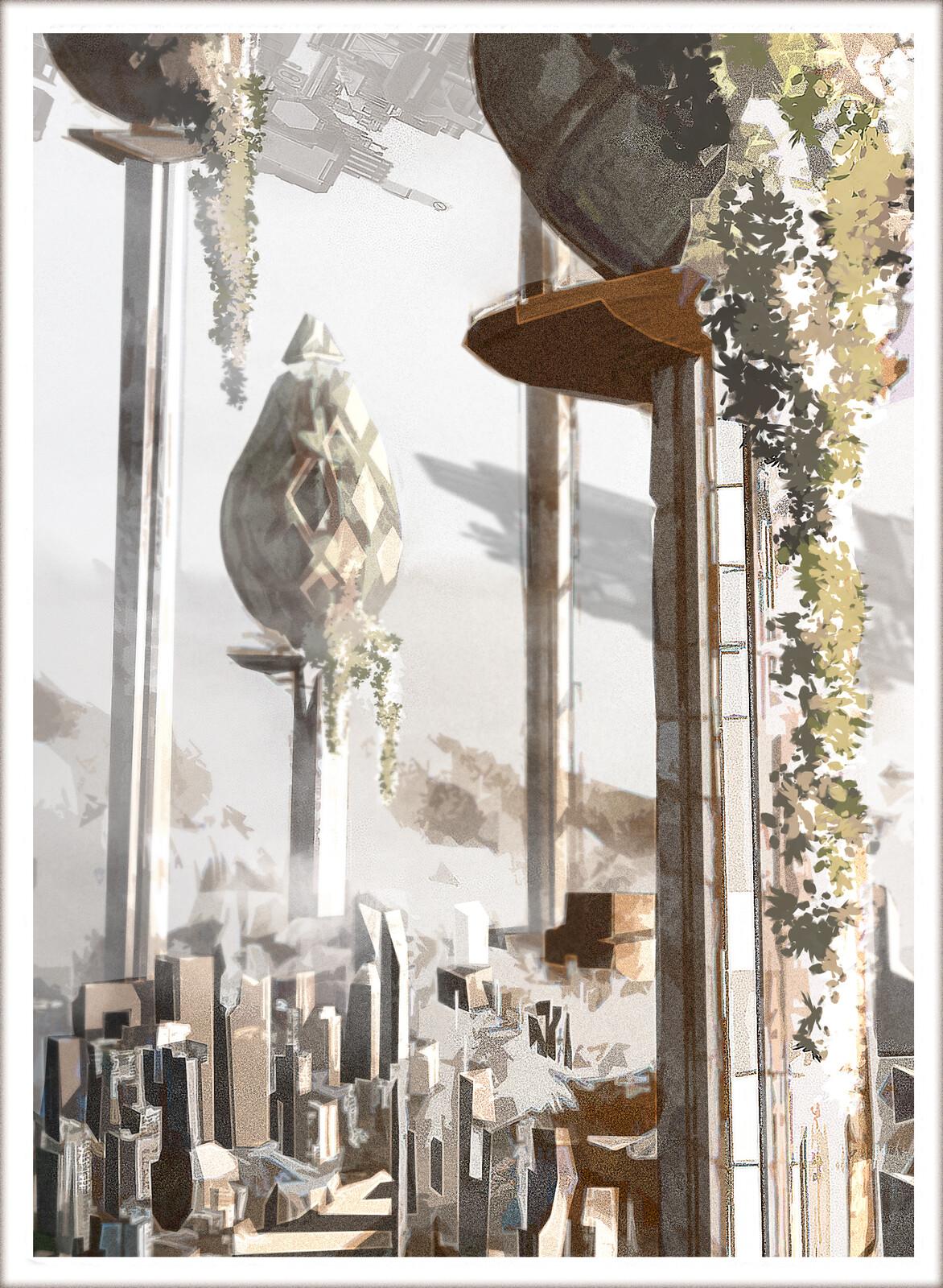 Solar City poster