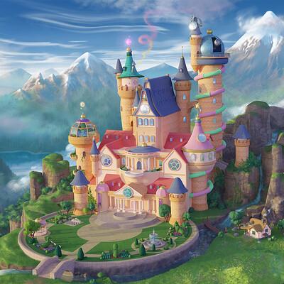 Jarrod owen harmony castle
