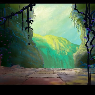 Schoolism - Color and Light Workout with Nathan Fowkes