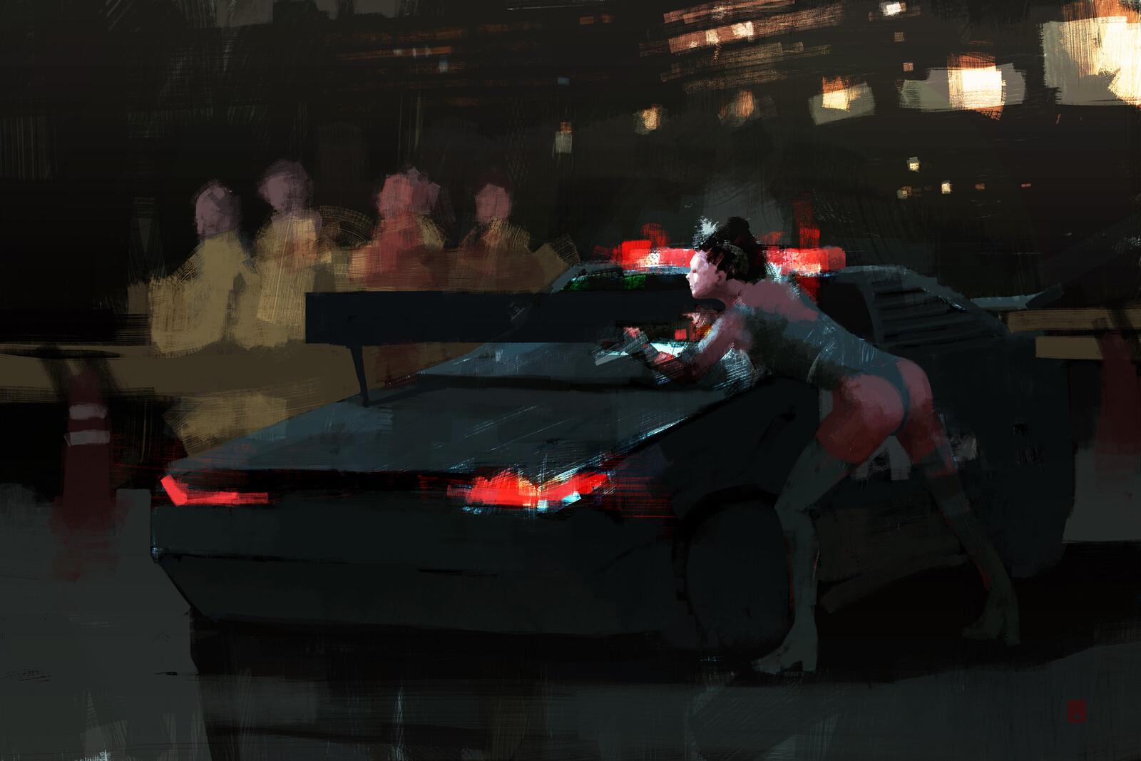 Beyönd: City Tactical Unit//Ce01