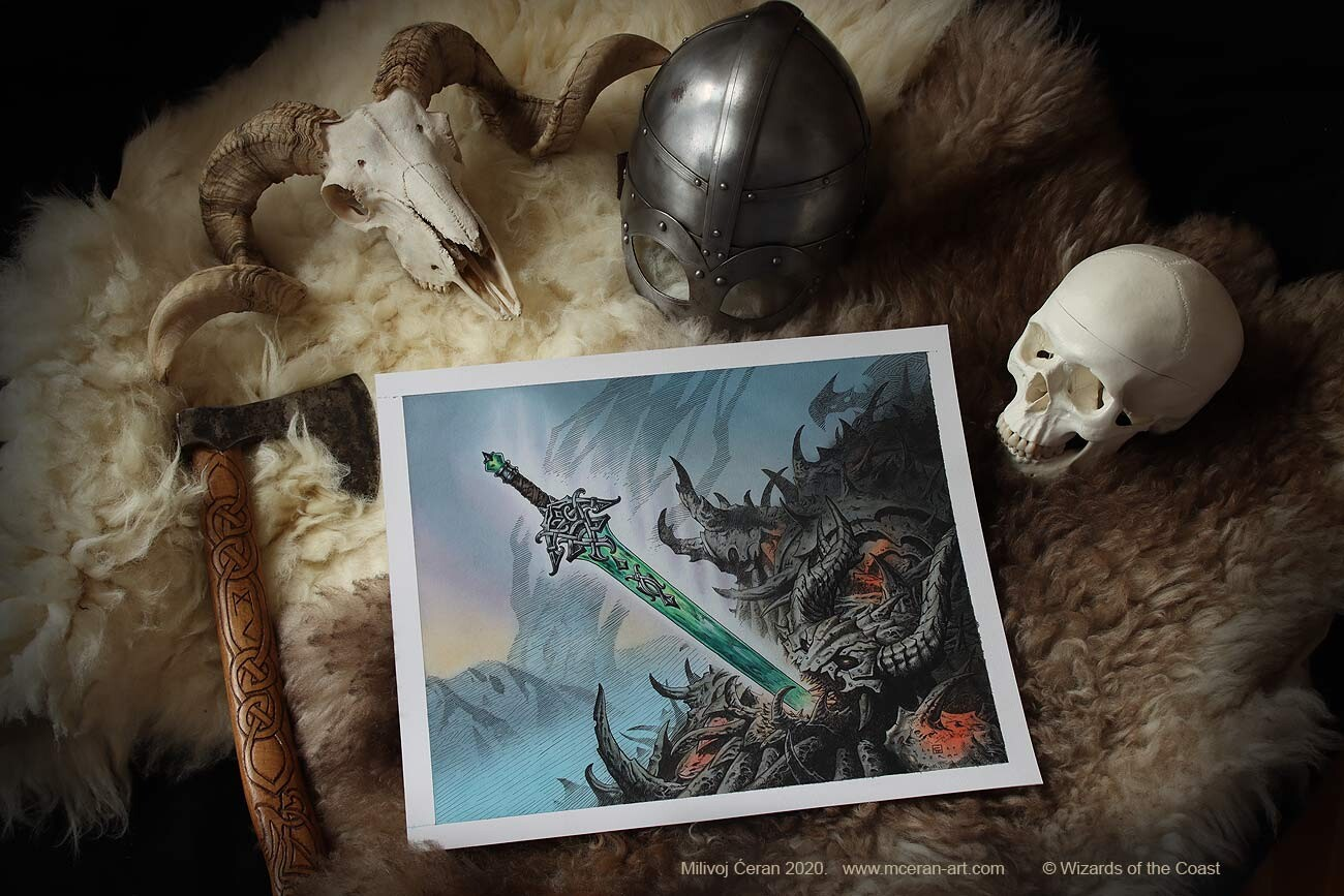 """- """"Sword of the Realms"""" in the viking/norse mood"""