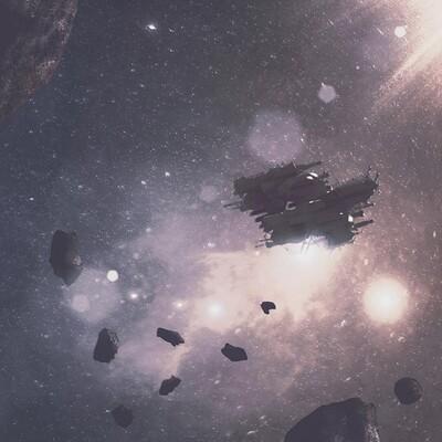 Ronnie tegnemaskin ronnie jensen drift asteroids