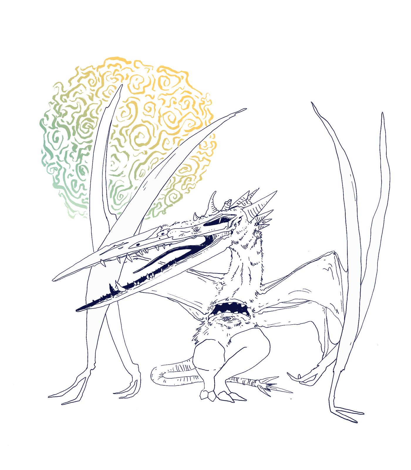 Ravenous Queen