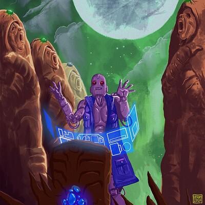 Khairul hisham esoteric underground wip03