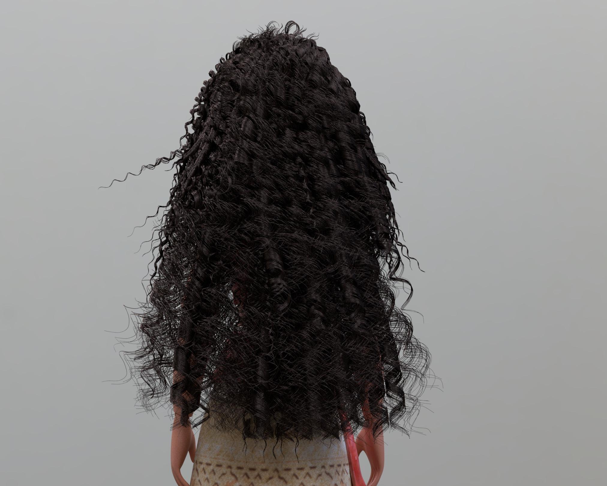 Hair Test Yeti