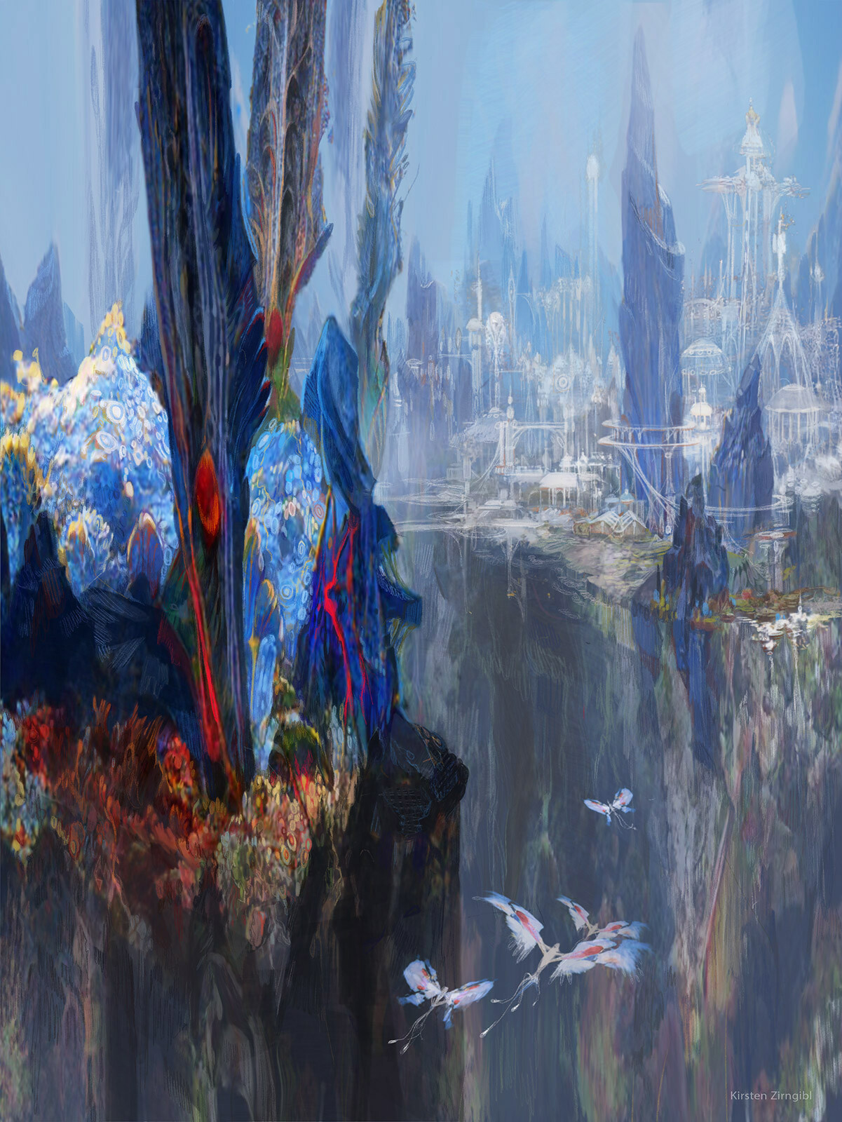 Spindle Cliffs