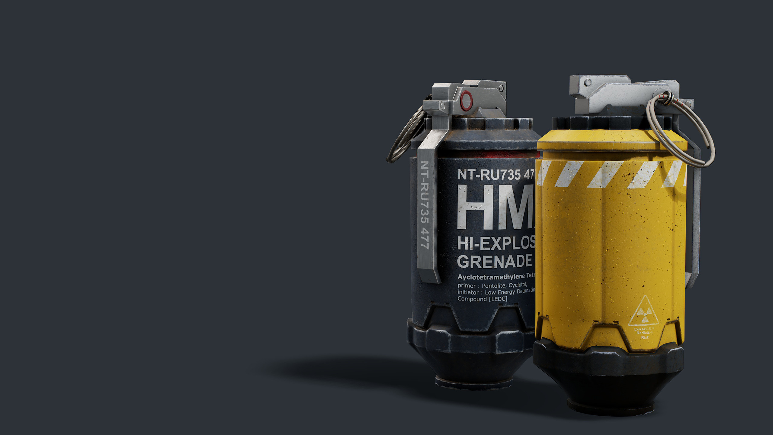 ToolBag 3 renders.  These have 4k textures applied.