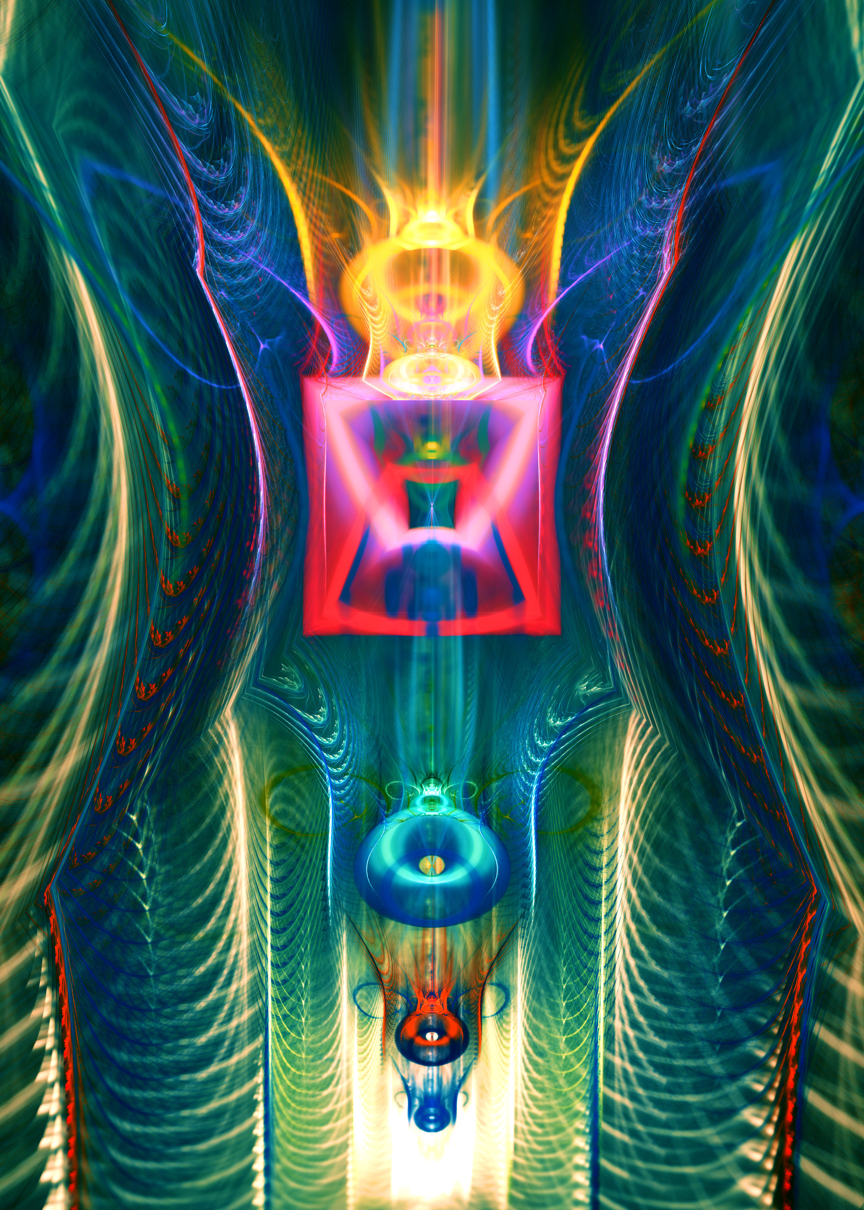Ascension - The raising of the consciousness to attain a new perspective.