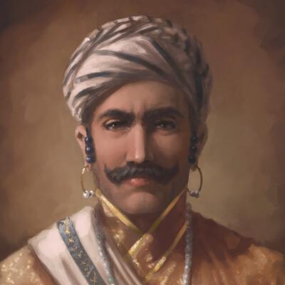 Arsalan khan maharawal amar singh