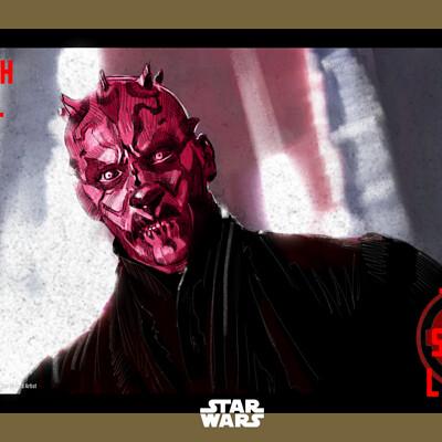 Darth Maul - The Sith Lord