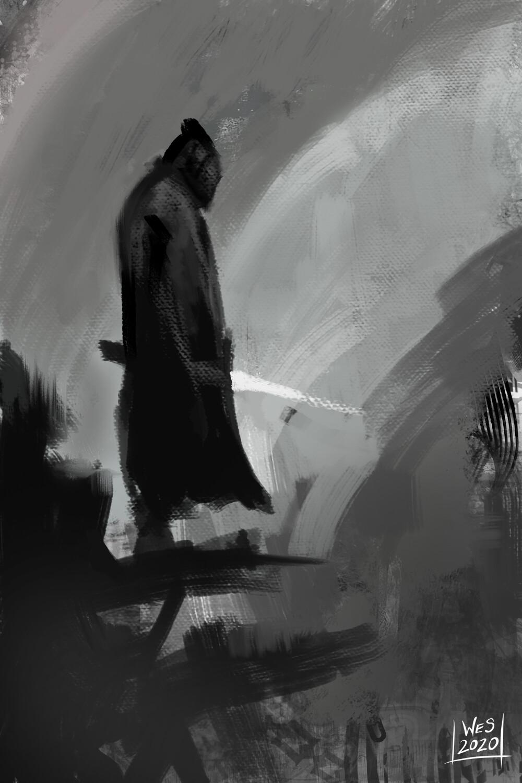 shape/mood sketch