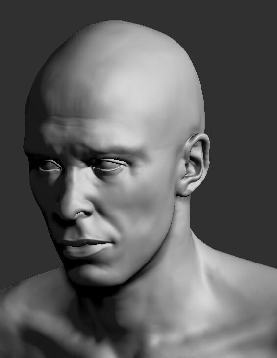 WIP on facial likeness