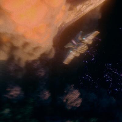 Izaki berdea alien planet 02