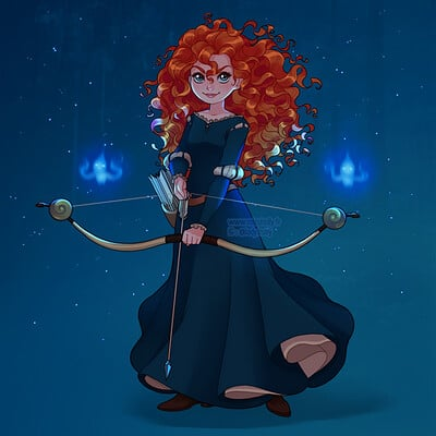 Miss holly merida