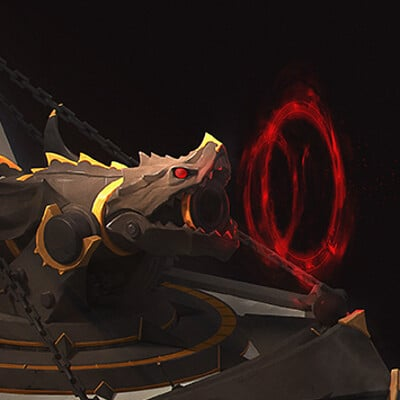 Maksim dalinchik cannon dragon