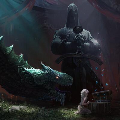 Harvey bunda the guardian of klor final