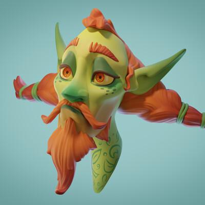 Anastasia shedu elf