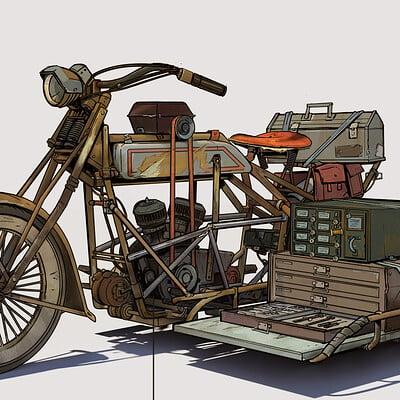 Ben bryant bikeandtrain linework 01