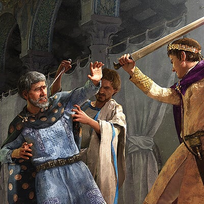 Assassination of Aetius