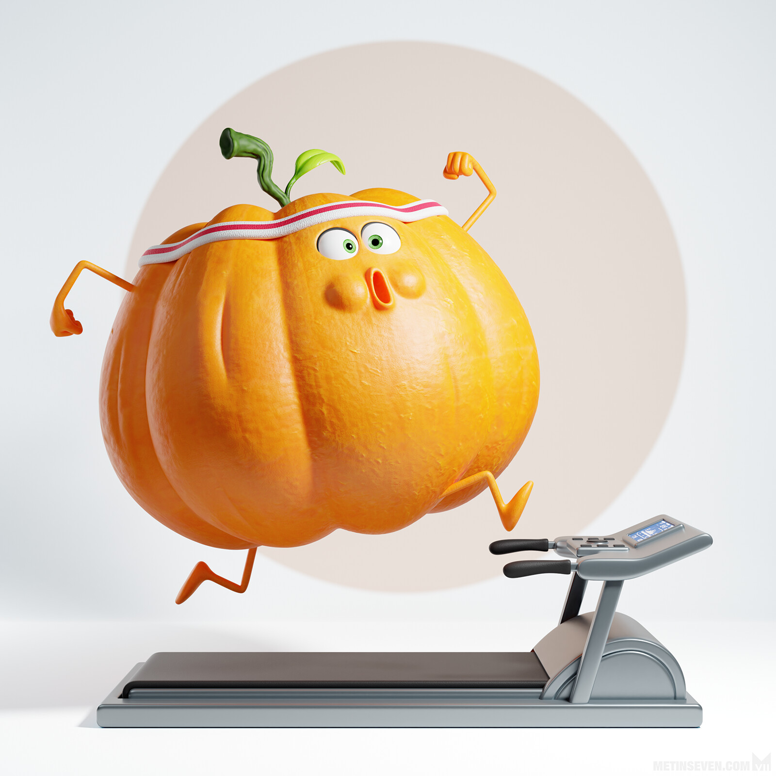 Getting in shape for Halloween | Concept: Sébastien Le Divenah