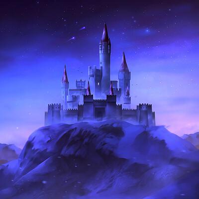 Nele diel winter castle