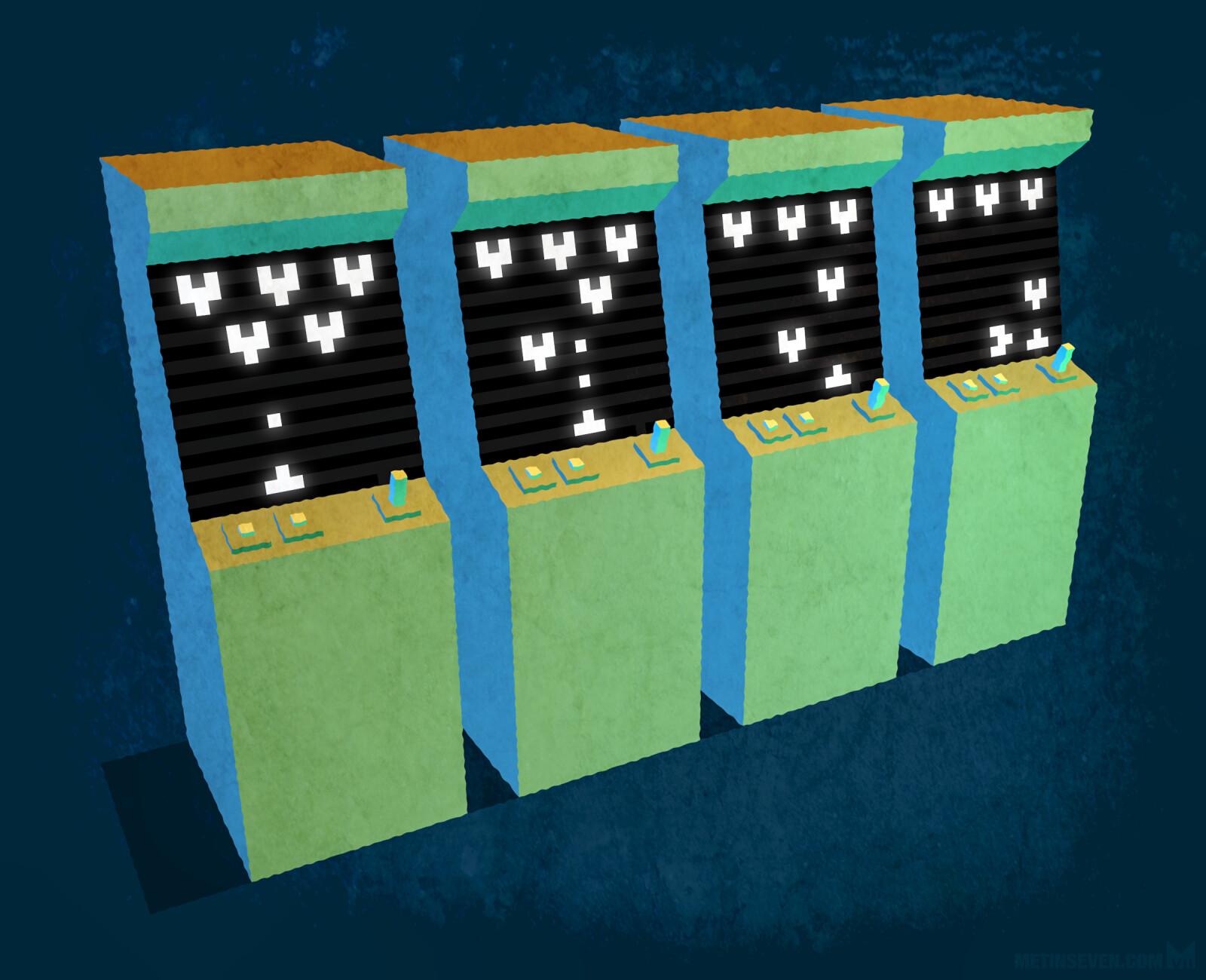 Arcade memories