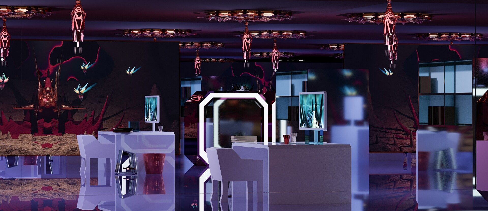 Interior Design Celesthereal