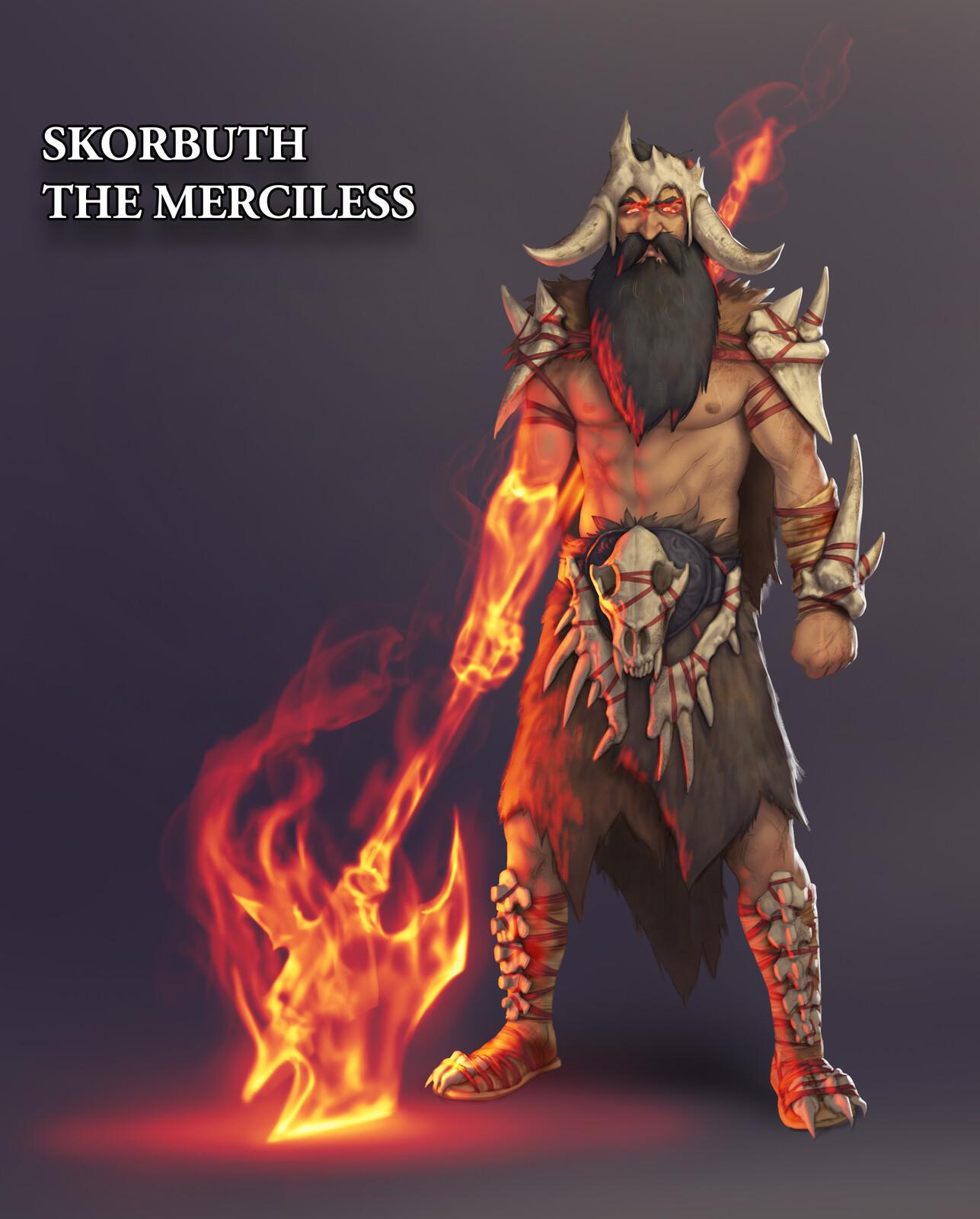 Skorbuth the Merciless