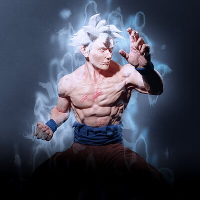 The Real Fight Starts Now: MUI Goku