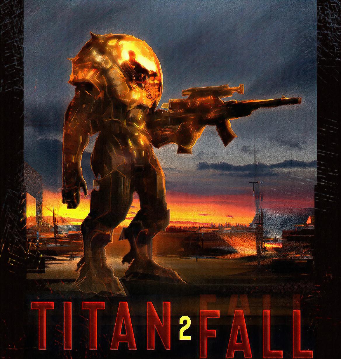 TITAN 2 FALL