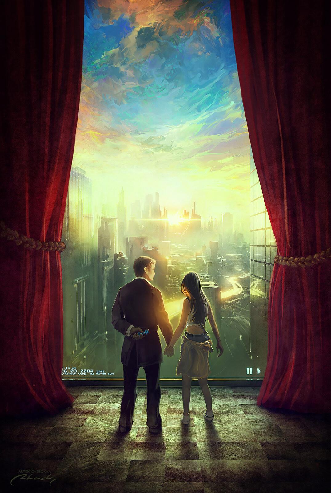 """""""Nostalgia For The Dawn"""" (2012)"""