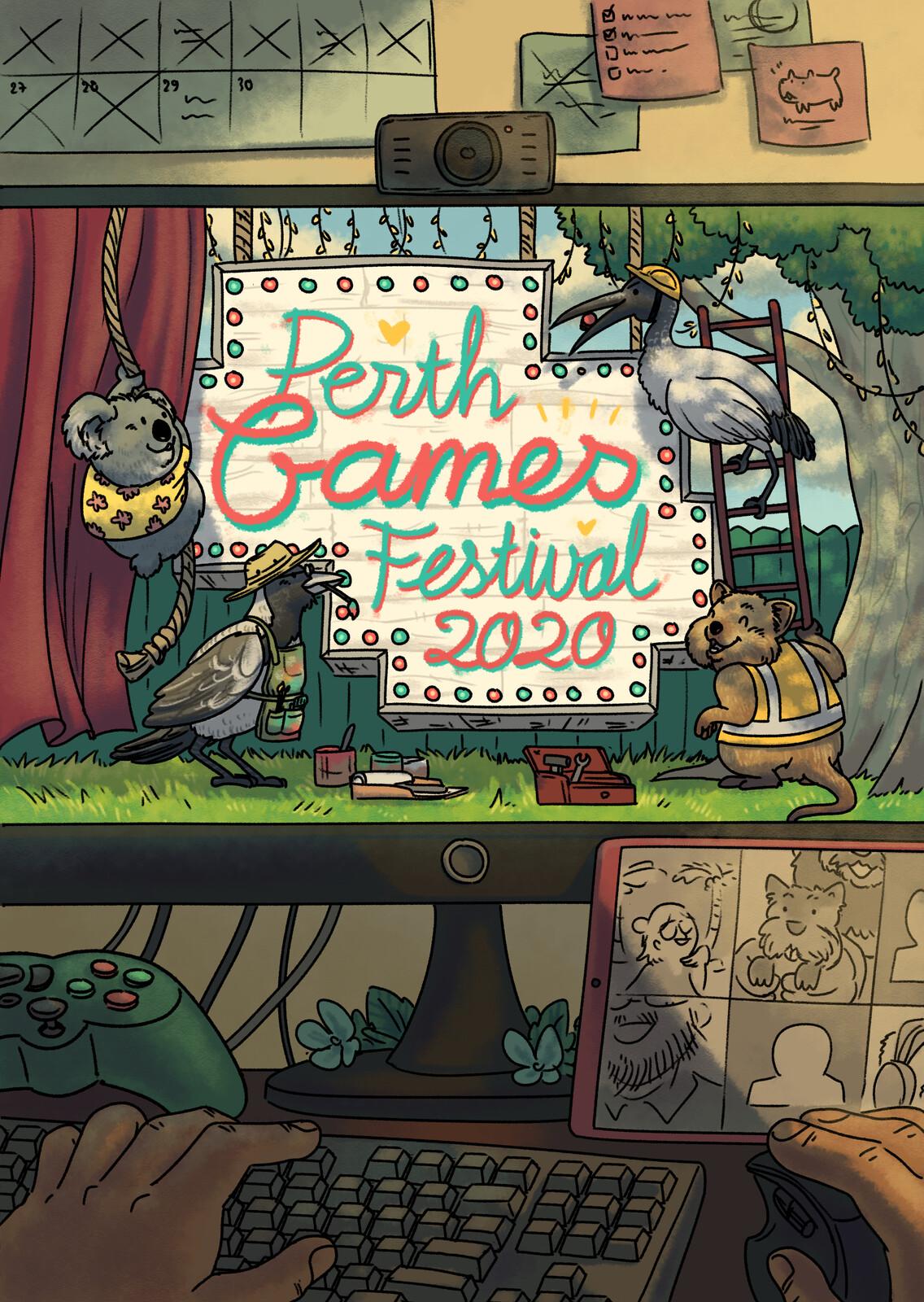 Perth Games Festival 2020