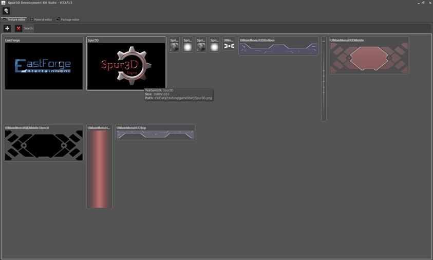 Spur3D Editor (2011)