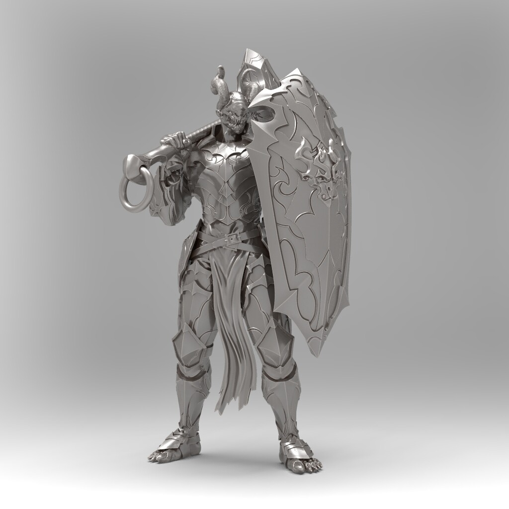 Demon Knight for Immortal Kings