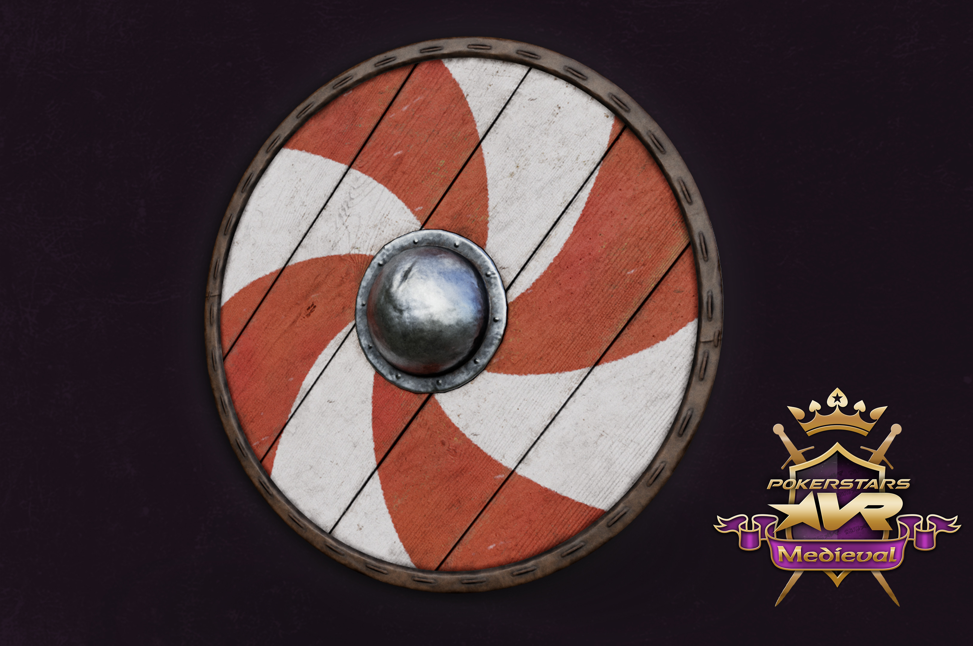 """Throwable Round Shield with """"boomerang"""" effect. Returns to your hand like Captain America's Shield."""