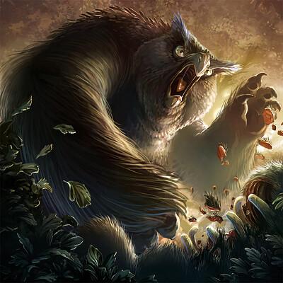 Owlbear Fleshrender
