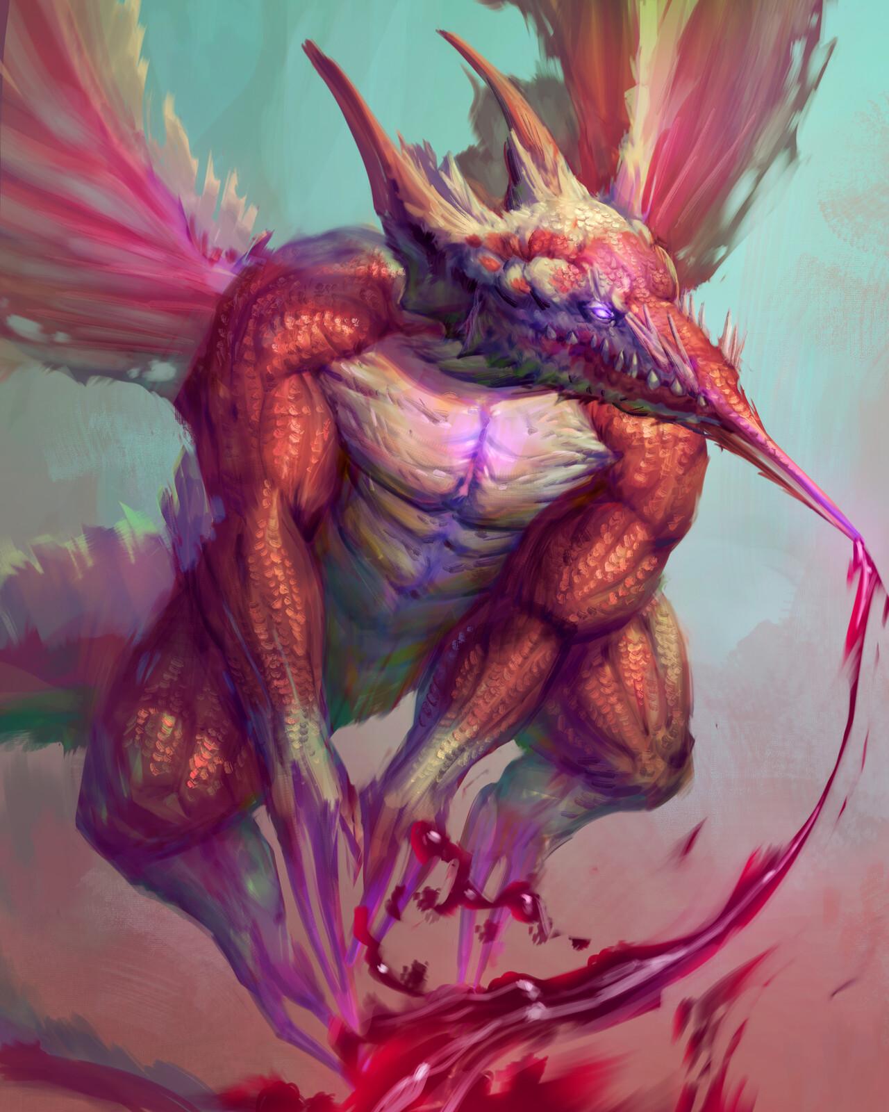 Bloodsucker Dragon