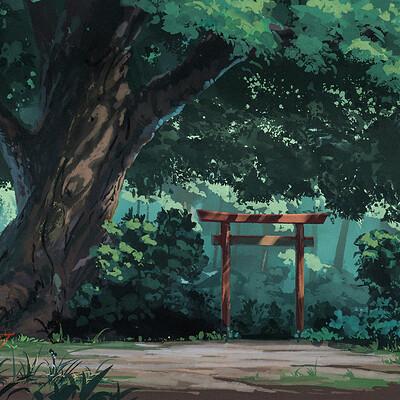 Daily Sketches: Ghibli