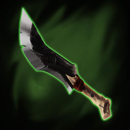 Foul - Common - Orc Dagger