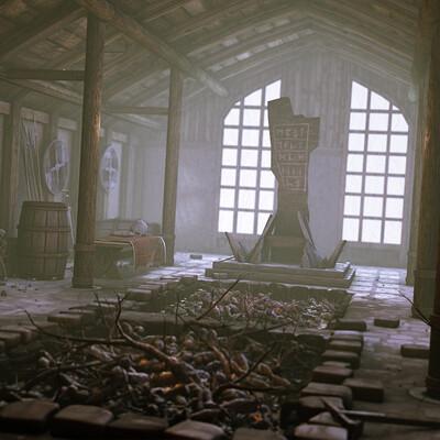 Jonas prunskus viking hall