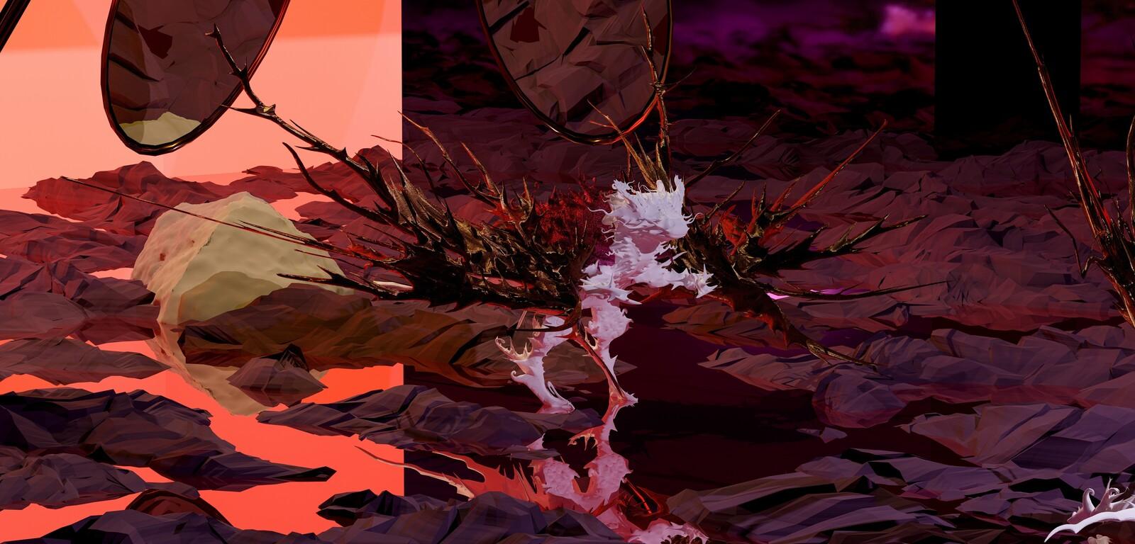 Japanesque Celestial Scavenger