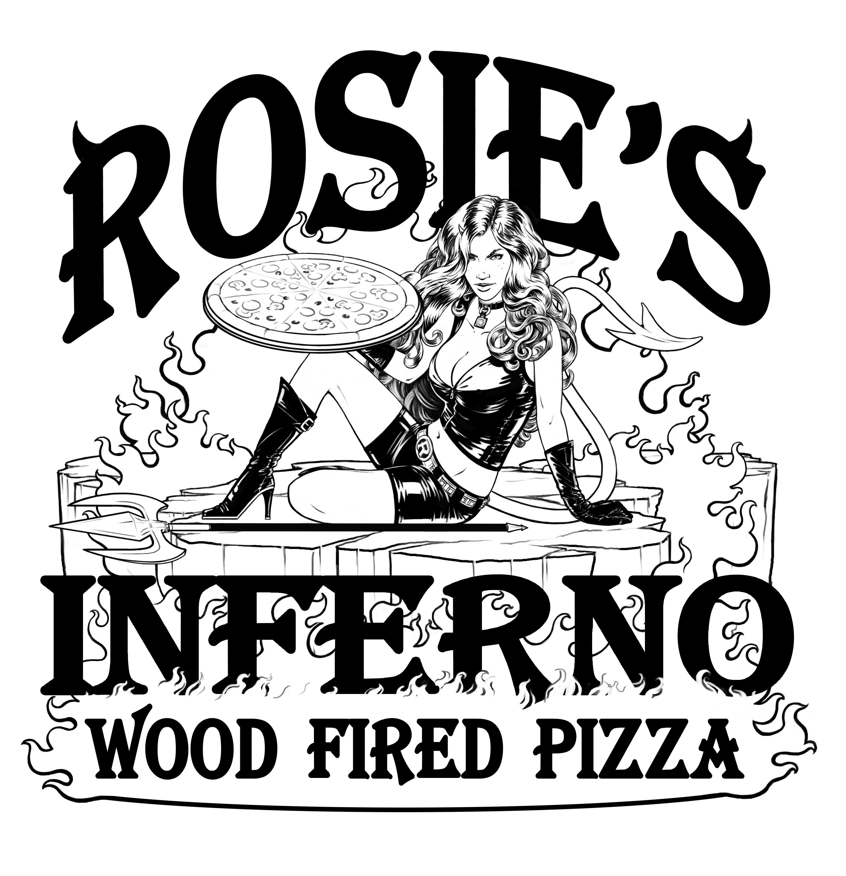 Rosie's Inferno © 2009