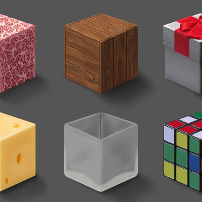 Hannah martinez cubes hmm